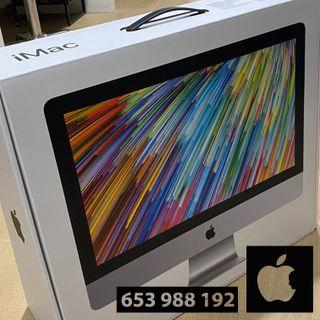 """iMac 21"""" precintado 2 años garantía - 1175 €"""
