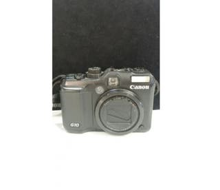 Camara Canon Powershot G10