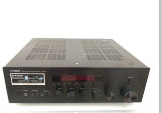Amplificador De Sonido Yamaha Negro R- S-500