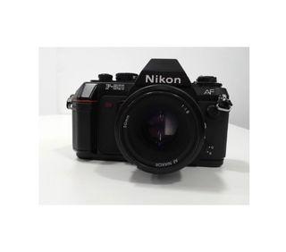 Camara Reflex Analógica Nikon F-501