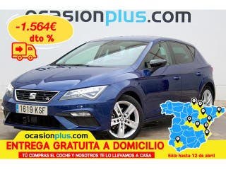 SEAT Leon 1.5 TSI SANDS FR 96 kW (130 CV)