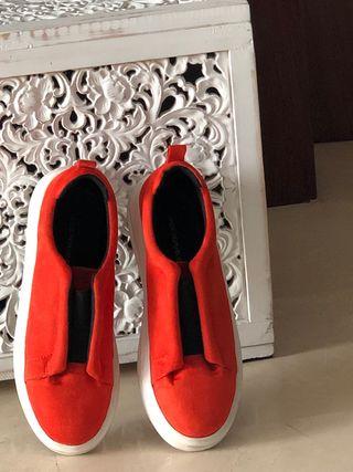 Zapatillas tipo deportivo