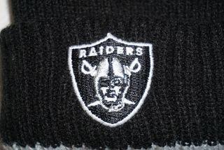 Gorro Oakland Raiders NFL New Era NE