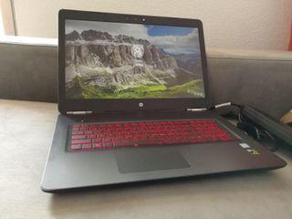 HP OMEN I7 GTX 1070 8GB GRAFICA SEMINUEVO