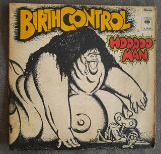 LP Vinilo - Birth Control - Hoodoo Man