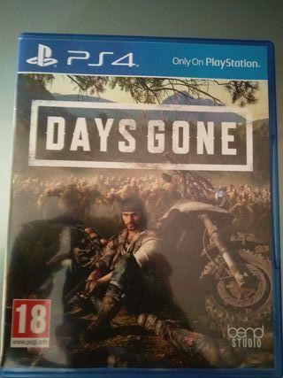 Days Gone (Inglés)