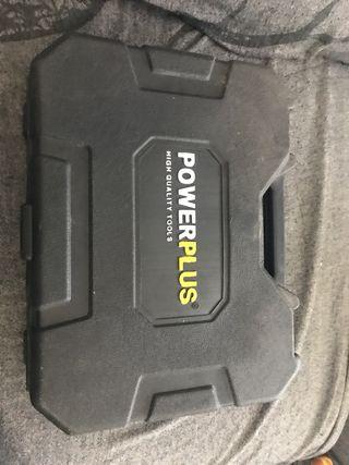 Taladro percutor bateria de lithium-lon