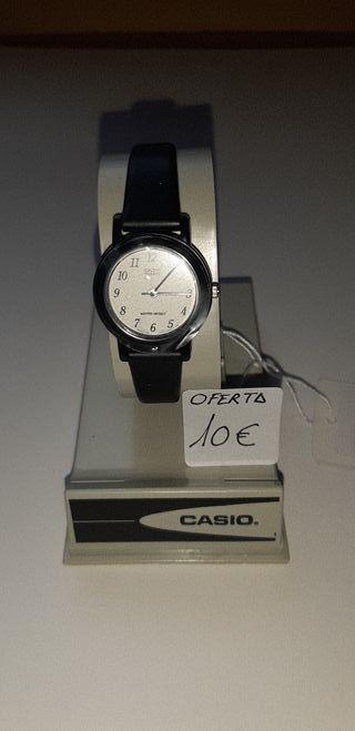 Reloj Casio LQ-139 SEÑORA