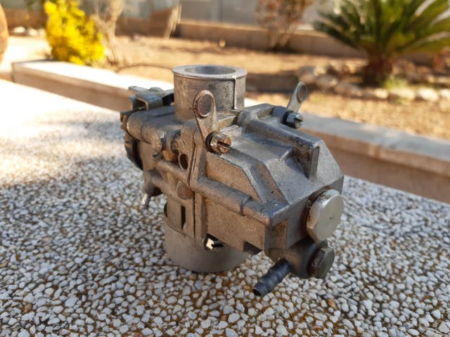 Carburador Puch Cobra M82