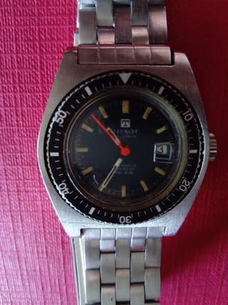Reloj Tissot automático Divers cadete