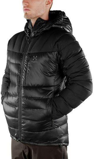 chaqueta plumas haglofs M nuevo