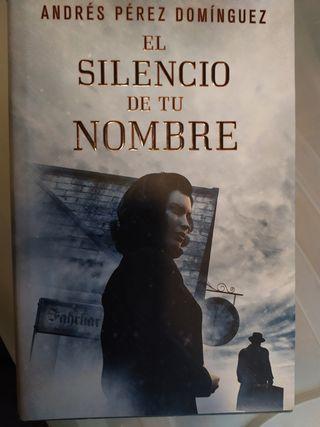 Libro El silencio de tu nombre