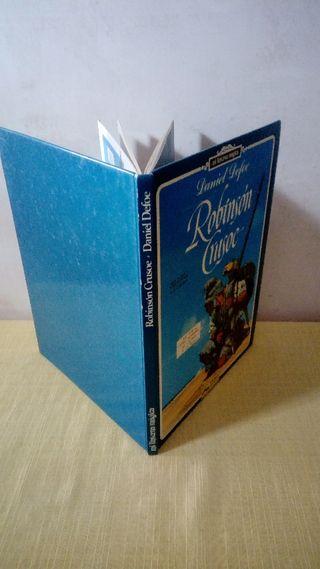 ROBINSÓN CRUSOE, LIBRO/CUENTO/ JUVENILES
