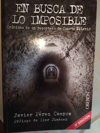Libro En busca de lo imposible