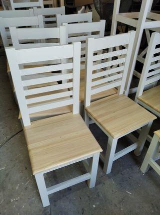 sillas mesas taburetes