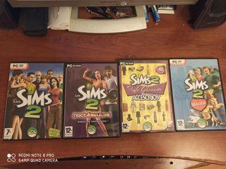 Los Sims 2 + Expansiones