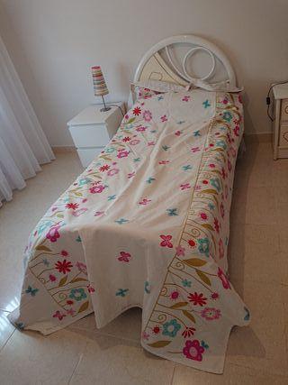 COLCHA-EDREDON INFANTIL cama 90cm