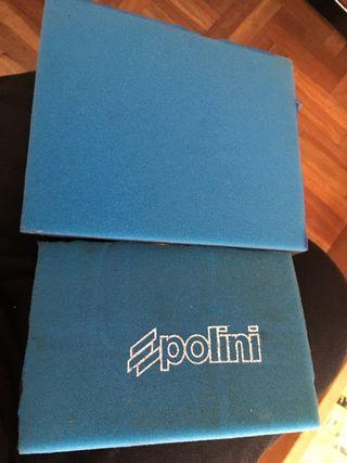 Espuma Polini para cajas de filtros