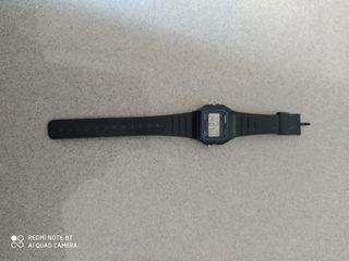 reloj electronico Casio