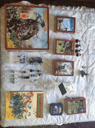 Coleccion Warhammer Orcos y Goblins