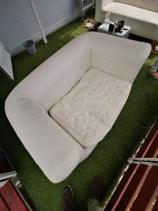sofa hinchable