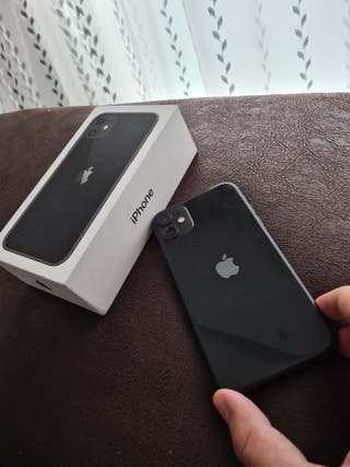 IPHONE 11 64 GB REBAJADO IMPOLUTO