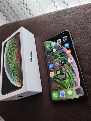 IPHONE XS MAX IMPOLUTO GARANTIA APPLE