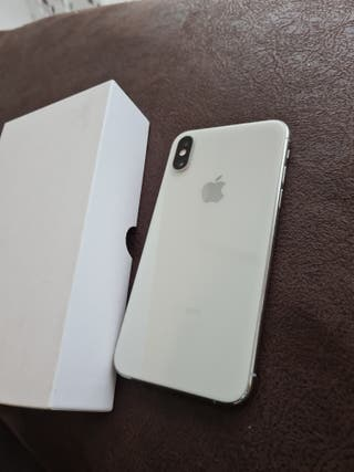 IPHONE XS garantía Apple original