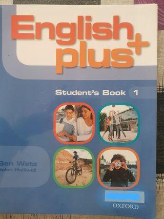 Libro de texto inglés, 1 Eso