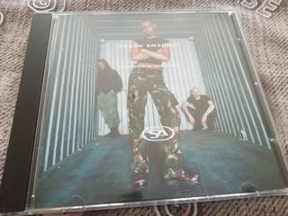 Skunk Anansie - Paranoid & sunburnt CD