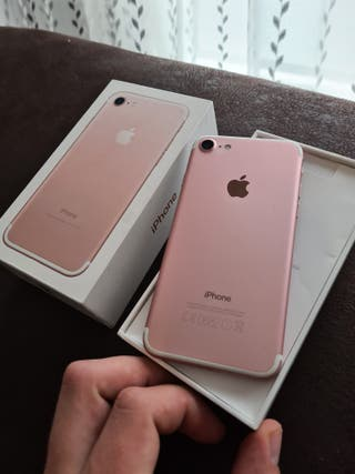 IPHONE 7 ROSA Y PINK 128GB GARANTIZADO