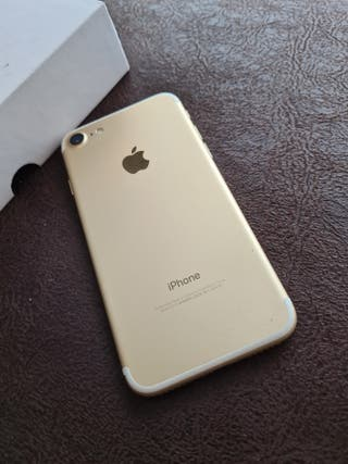 IPHONE 7 GOLD DORADO