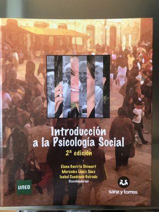 Introducción a la Psicología social 2 edición