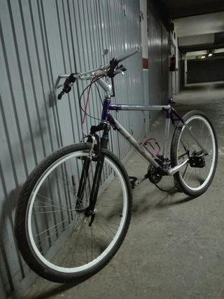 bici mtb aluminio