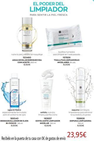 cosmética, cuidado de la piel y fragancias