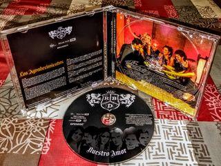 Rebelde RBD - Nuestro Amor (CD)