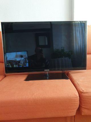 televisión samsung para reparar o piezas