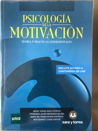 Psicología de la motivación. Uned