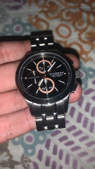 reloj viceroi pulsera de acero