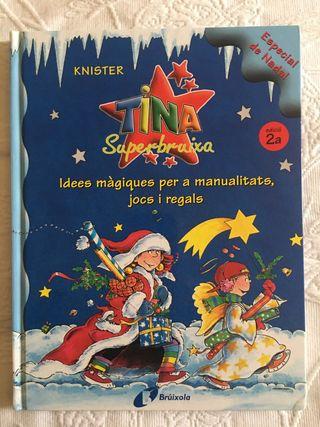 Libro manualidades Navidad TINA