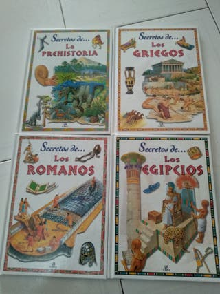 libros infantiles de historia