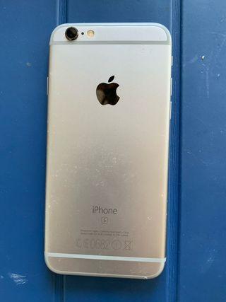 Vendo IPhone 6S Pantalla Rota 32gb libre