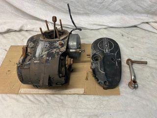 Bajos motor montesa 348, 51M