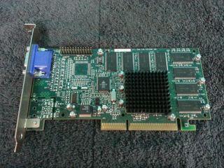 Tarjeta Grafica 3dfx Vodoo 3 2000 16MB AGP