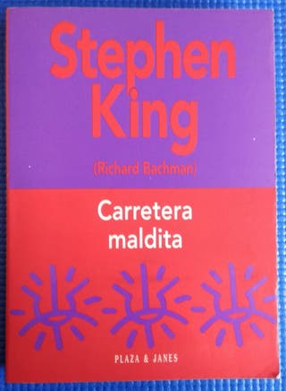 Carretera Maldita de Stephen King