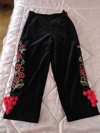 Pantalón Contrabandista mujer
