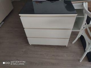 comada cajonera Ikea