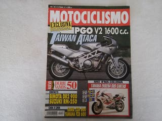 Suzuki RM 250 Motociclismo nº 1283