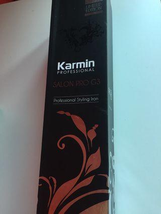 Planchas karmin pro G3