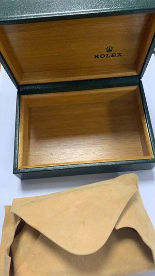 Caja vintage rolex